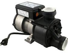 Waterway - Genesis Bath Pump 7.5Amp, Nema Cord & Air Switch - 321HF10-0150