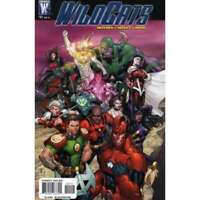 Wildcats (2008 series) #21 in Near Mint minus condition. DC comics [*7s]