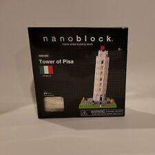 Nanoblocks Airport Italy - Leaning Tower Of Pisa Nanoblock - NEW