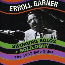 Erroll Garner - Swinging Solos / Soliloquy [New CD]