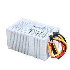 24V to 12V DC-DC Car Power Supply Inverter Converter Transformer Device 30A