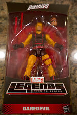 "Daredevil Marvel Legends 6"" Walgreens Exclusive Yellow Variant"