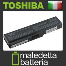 Batteria 10.8-11.1V 5200mAh per Toshiba Satellite U500
