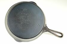 Vintage Unmarked Wagner Ware No 7 Cast Iron Skillet in Very Good Restored Cond