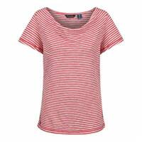 Women's Regatta Francheska Cowl Neck Short Sleeve Casual Top Tee T Shirt RRP £25