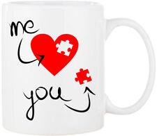 ME ❤︎ YOU Tasse Kaffeetasse Liebestasse Freundschaftstasse Partnertasse