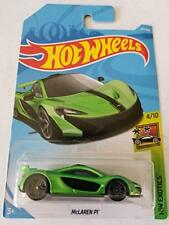 HOT WHEELS 4/10 HW EXOTICS MCLAREN P1 SPORT CAR 317/365