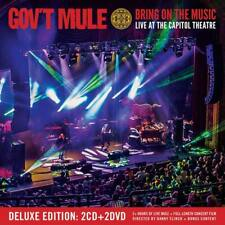 Gov't Mule - Bring On The Music Live At The Capitol Theatre (NEW 2CD + 2DVD)