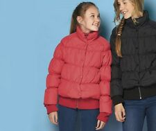 GIRLS HOT PINK PUFFA JACKET IN AGE 10-11 YEARS BNWT FROM FCUK FRENCH CONNECTION
