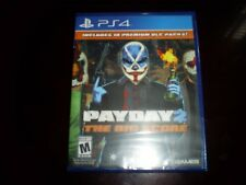 Payday 2: The Big Score (Sony PlayStation 4)