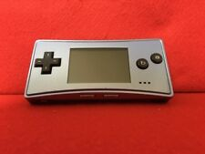 USED Nintendo GAME BOY micro GBM advance BLUE only console OXY-001 F/S Japan