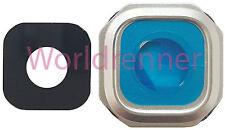 Lente Cámara S Cubierta Camera Lens Frame Cover Photo Samsung Galaxy A3 2016