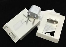 100% Original Genuine Apple USB Power Adapter Charger for iPhone iPod-EU Plug
