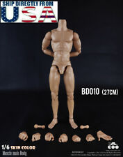 1/6 COOMODEL Muscular Male Body BD010 EXTRA TALL For Hot Toys TTM18 TTM19 USA