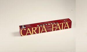 CARTA FATA® L'ORIGINALE! rotolo da 20mt larghezza 36cm