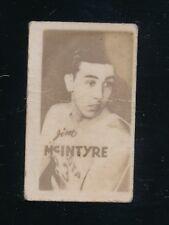 1948 Topps Magic (All-American Basketball) -#5 JIM McINTYRE (Minnesota)