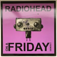 Radiohead On A Friday Live Demos 2 - Tom Yorke Double Coloured Vinyl