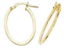 Markenloser ovaler Mode-Ohrschmuck Schnappverschluss