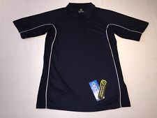 New Men's Tombo TL64 Performance polo shirt . Navy .XL.Q55