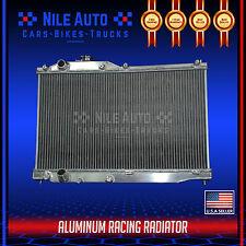 2 ROW RACING FULL ALUMINUM RADIATOR FOR 99-09 HONDA S2000 AP1 AP2 F20C/F22C1 MT