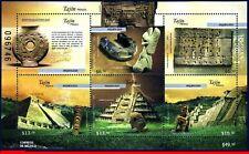 (2009). Archeological sites: Tajín. Mini Sheet MNH. Excel. condition.