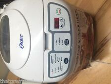 Oster 5838 Expressbake Bread Maker Machine 2 Lb Horizontal Loaf