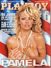 Playboy 02/1999  *Pamela Anderson & Holly Joan Hart*   Februar/1999