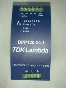 TDK-LAMBDA DPP120-24-1 POWER SUPPLY