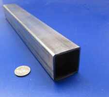 304 Stainless Steel Square Tube 1 12 Sq X 083 Wall X 12 Inch Length