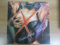 X Japan - Vanishing Vision Korea Vinyl LP Rare Sleeve And Label Yoshiki