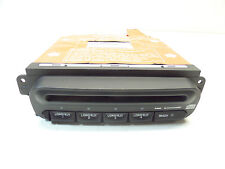 NUOVO originale Chrysler Grand Voyager VOYAGER 2001 in Dash 4 Caricatore CD 82206633
