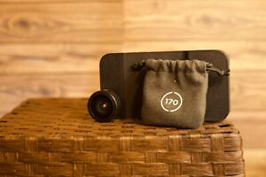 moment fisheye lens with moment iphone 6s case