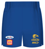 West Coast Eagles 2018 Training Shorts Sizes S - 5XL Available AFL ISC In Stock!