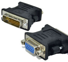 DVI-I Dual Link Male Monitor/AV Cables & Adapters