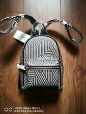 DKNY MINI BACKPACK NEW WITH TAG IN GREY