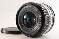 【MINT】NIKON AIS NIKKOR 35mm F/2.8 1:2.8 Wide Angle SLR MF Lens From JAPAN