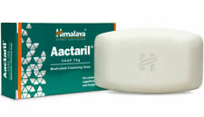 2X Himalaya Aactaril Medicated SOAP for bacterial fungal skin infections 75gm