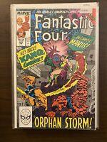 Fantastic Four 323 Higher Grade Marvel Comic Book CL73-50