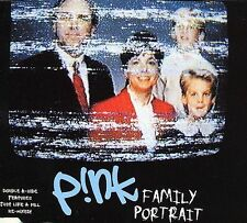 Family Portrait [Single] by P!nk (CD, Dec-2002, BMG (distributor))