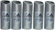 ( 100 ml=5,71 € ) 5 x Adidas Adipure Anti-Perspirant Deo Spray je 35 ml = 175 ml