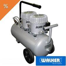 PLANET-AIR (ehem. JUN-AIR) Kompressor Modell L-S100-50 - sehr leise nur 48dB(A)