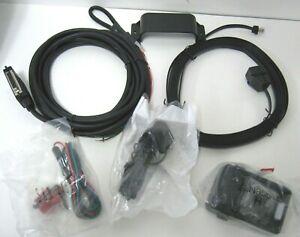 NEW Motorola Auto Install KIT SLN3181 w/ Mounting Bracket & SKN4468A Wire