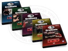 IKMF Krav-Maga Graduate full set previous edition DVD's