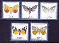 Germany B728-32 MNH 1992 Endangered Butterfly Full Set Very Fine