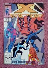 X-Factor #43 (Aug 1989, Marvel) 9.0 VF/NM