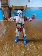 MOTUC Hulk Hogan Custom figure, Masters of the Universe Classics, He-Man wwe wwf