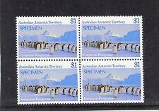 Mint Never Hinged/MNH Birds Decimal Australian Stamps