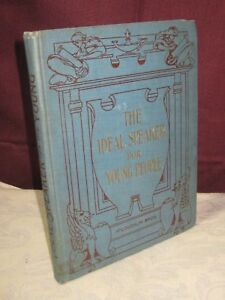 THE IDEAL SPEAKER FOR YOUNG PEOPLE 1905 MATILDA BLAIR 11/17