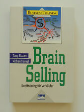 Brain Selling Tony Buzan Richard Israel Kopftraining für Verkäufer