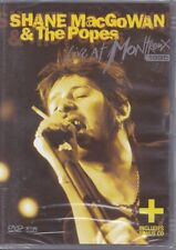 Live at Montreux 1995 2014 Shane MacGowan & The Popes DVD